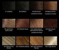 brauntone haarfarbe farbpalette modische frisuren f r sie foto blog. Black Bedroom Furniture Sets. Home Design Ideas